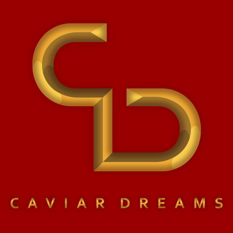 Caviar Dreams' CD logo