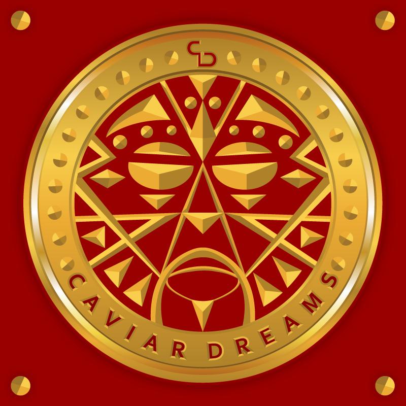 Caviar Dreams' alternative logo