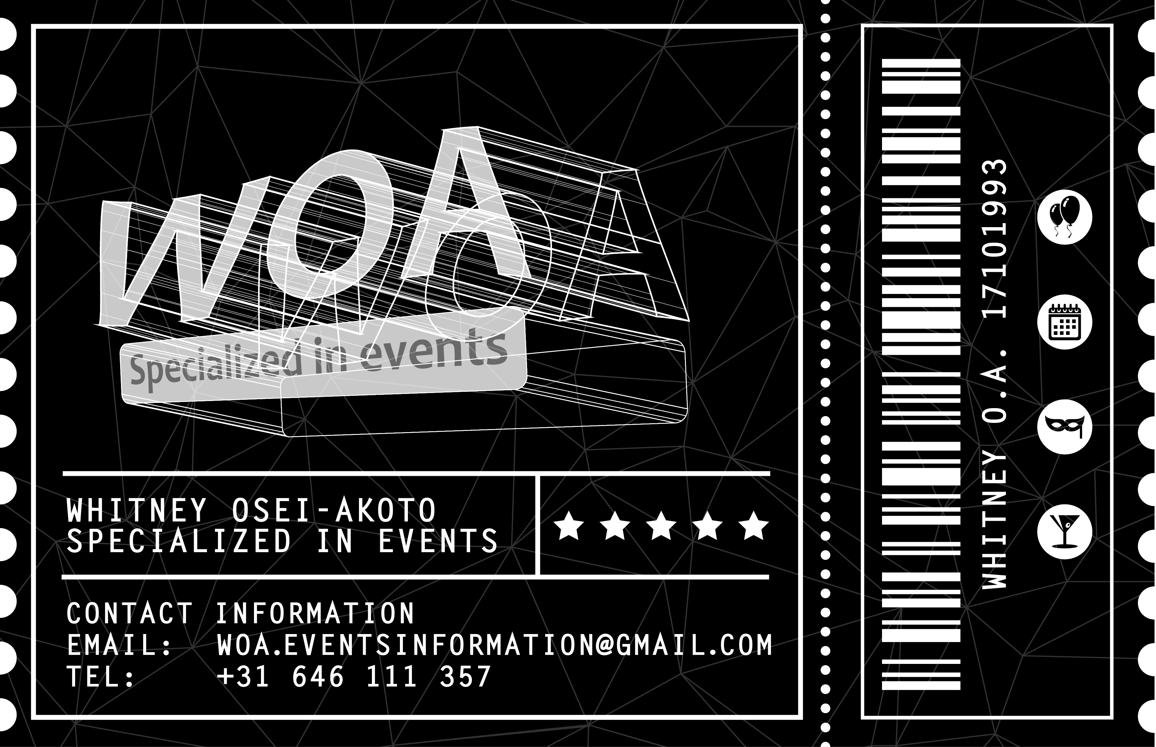 WOA BUSINESS CARD FRONT