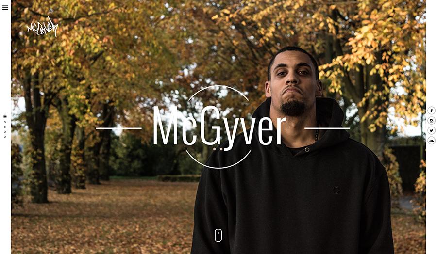 McGyver website