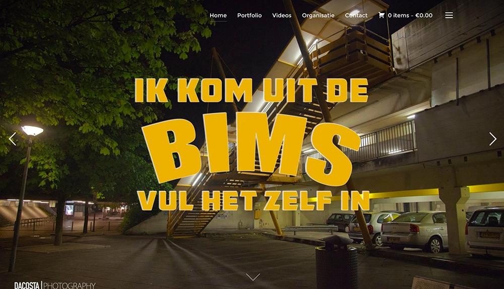 BIMS WEB