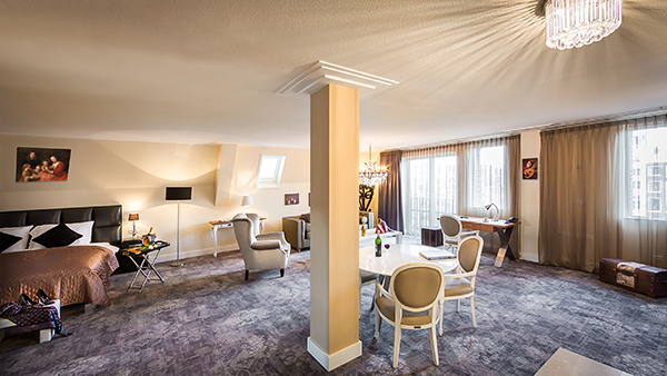 Luxury Suites A'dam