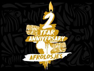 AfroLosjes 2 Year Anniversary