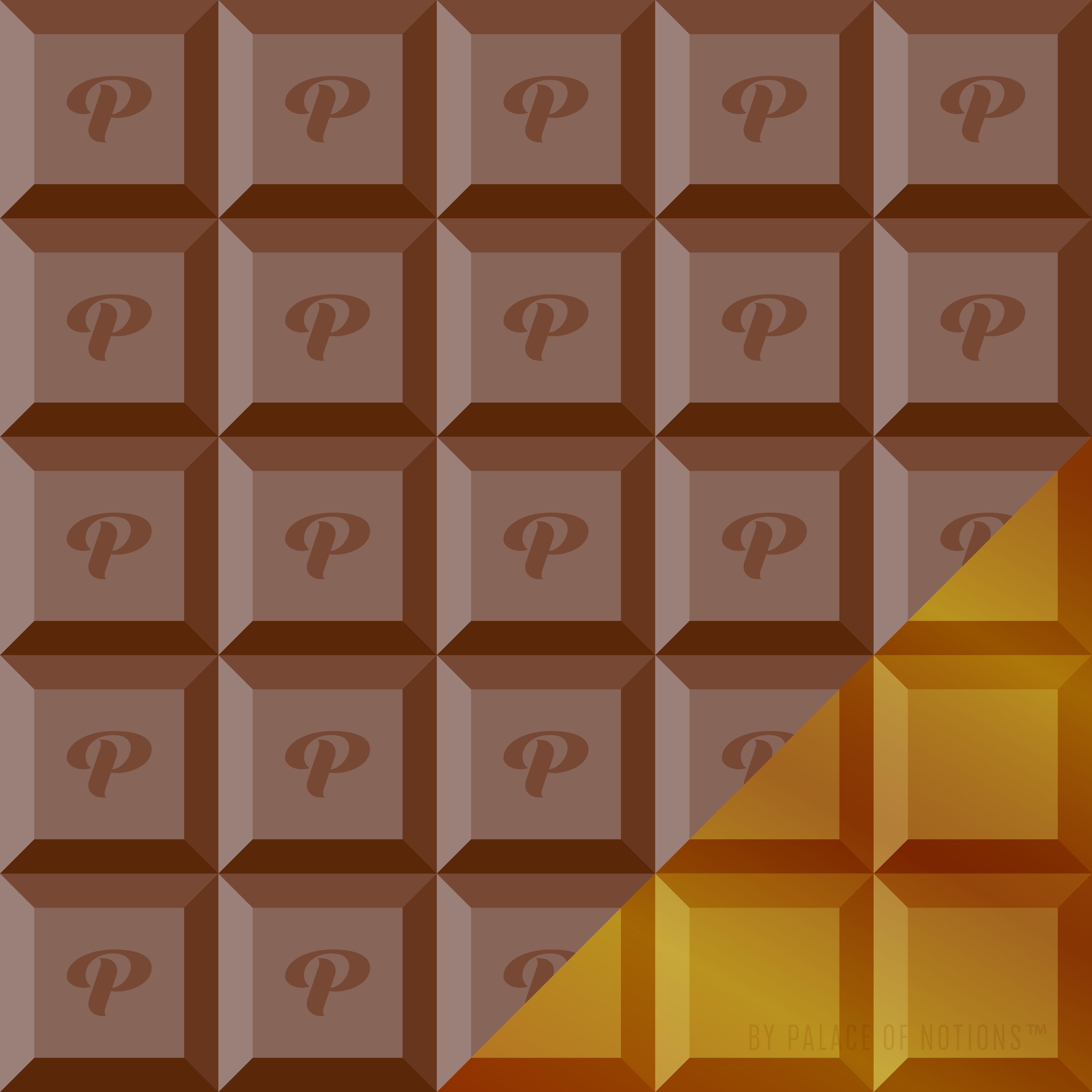 SQUARES-CHOCOLATE