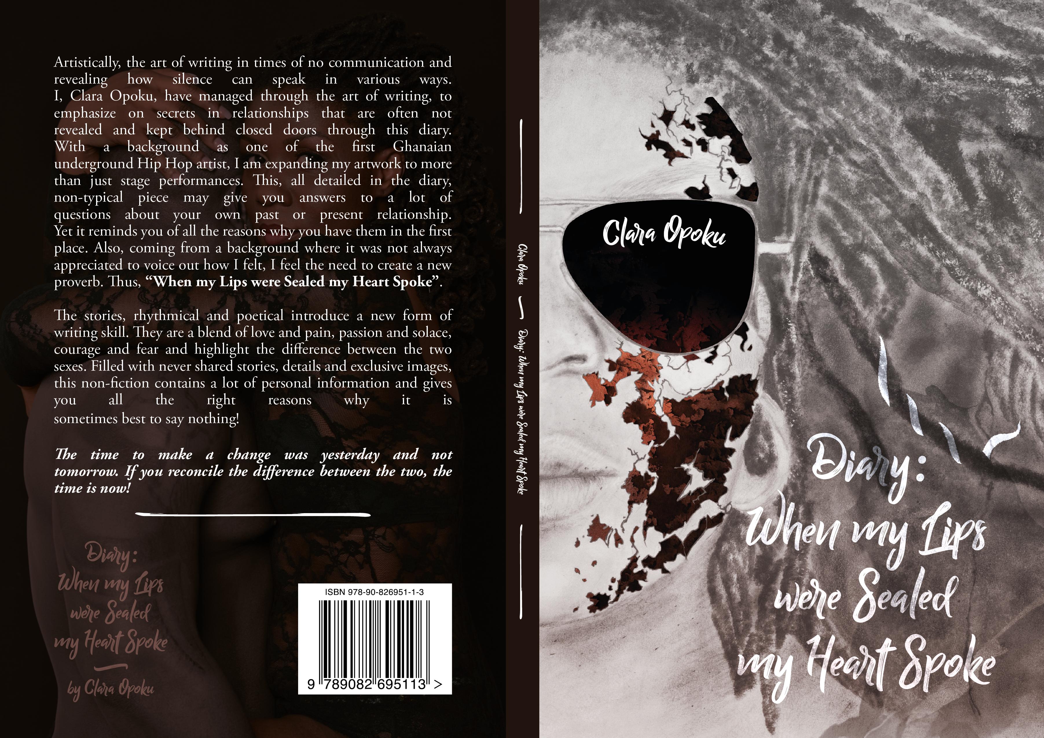 Clara artwork book cover