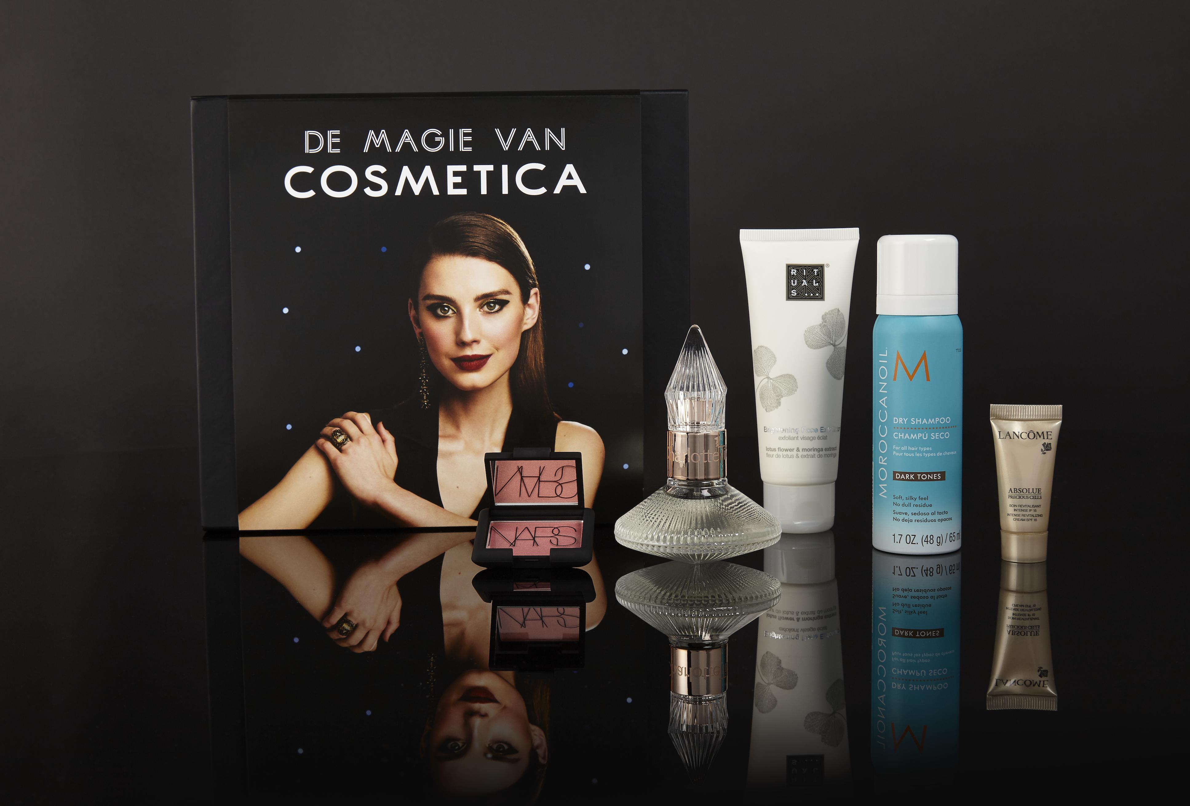 'De Magie Van Cosmetica Beautybox'.
